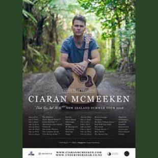 Ciaran McMeeken – Summer Tour