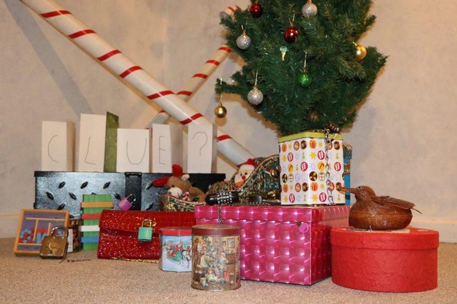 The Heist Before Christmas