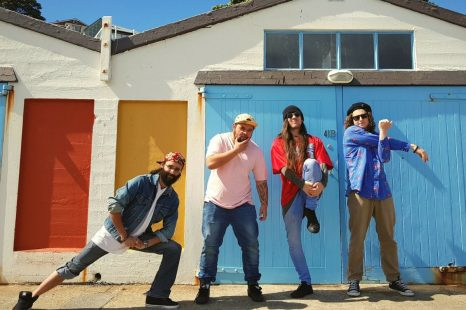 Nation spring into Summer with new E.P. and North Island Tour