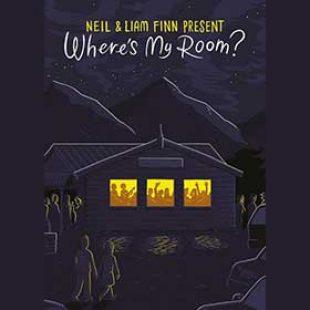 Neil And Liam Finn – Where's My Room Tour of Aotearoa