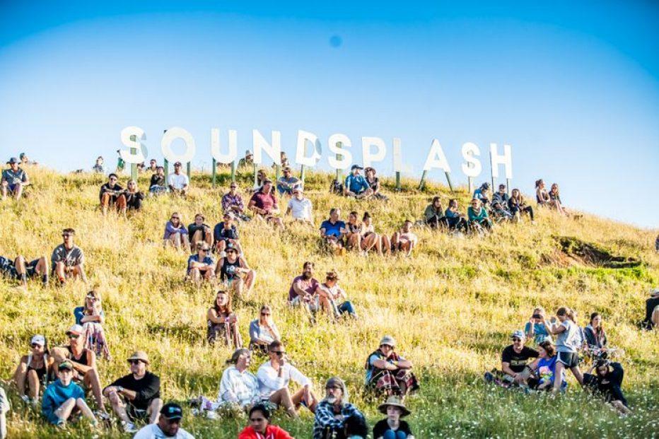 SOUNDSPLASH ANNOUNCES FULL ARTIST LINEUP