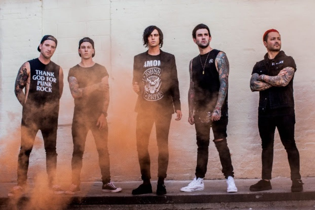 Sleeping With Sirens announce Auckland show