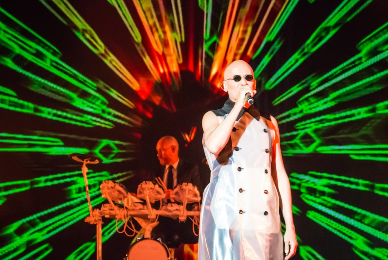 The Human League – Live @ The Logan Cambell Centre, 2017.