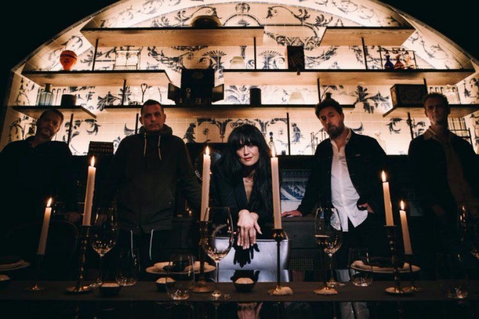 Waiheke International Soul Orchestra new single 'OUTOFTIME'