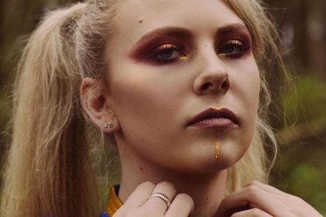 Britt Rion's visual for her new single, 'CHIMA'