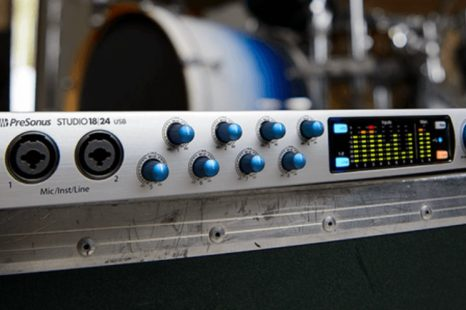 PreSonus Expands Studio-series USB Interface Line