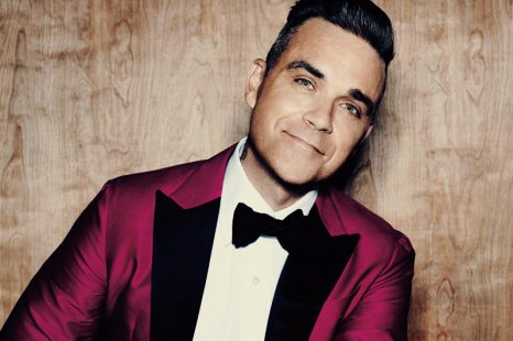 CLOSED: A Double pass to see Robbie Williams live!