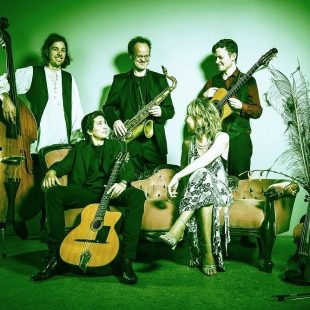 IT'S FRENCH, IT'S GYPSY SWING – IT'S LA LUNA & THE GADJOS