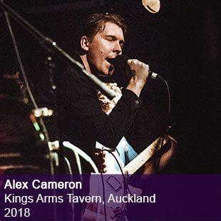 Alex Cameron 2018