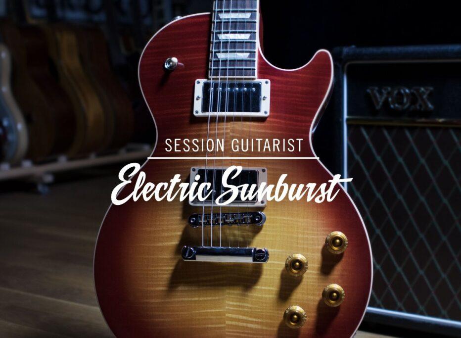 Native Instruments releases SESSION GUITARIST – ELECTRIC SUNBURST