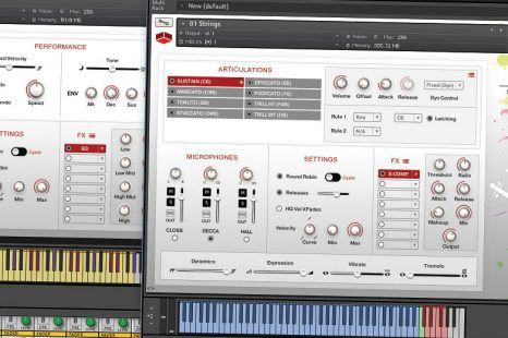 Red Room Audio Palette – Jack of All Trades