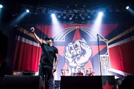 Prophets of Rage – Live @ Spark Arena, Auckland 2018