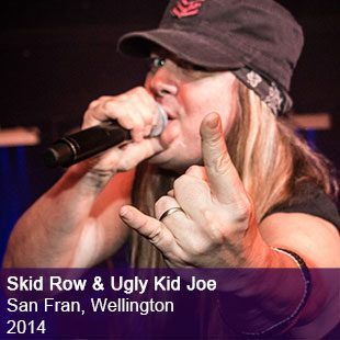 Skid Row & Ugly Kid Joe