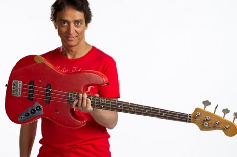 Q Up Arts creates collection of Apple Loops with bassist Benny Rietveld.