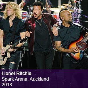 Lionel Richie 2018