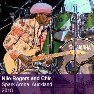 Nile Rogers and Chic