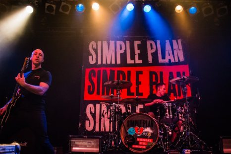 Simple Plan – Live @ The Powerstation, Auckland 2018
