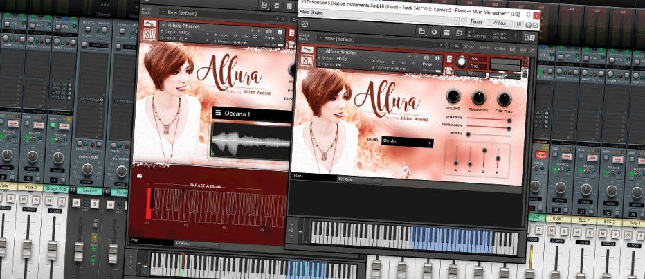 Impact Soundworks Allura - Viva La Voce - Music Nation