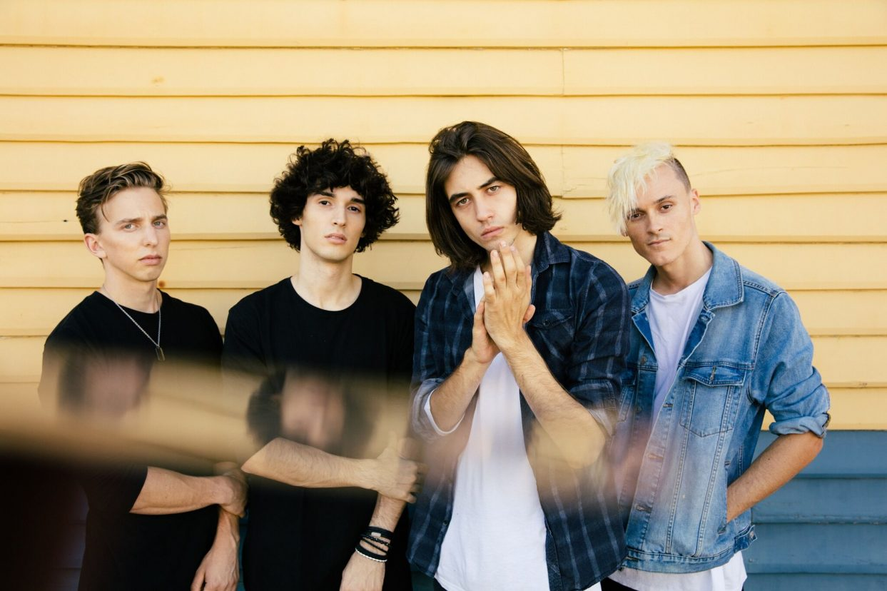 The Faim – Exclusive Interview